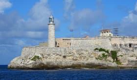 El Morro Fort in Cuba