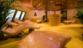 Carnival Cloud 9 Spa Thalassotherapy Room aboard Carnival Dream