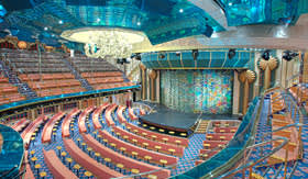Carnival entertainment Victory Stage Shows