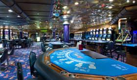 Carnival onboard activities Poker
