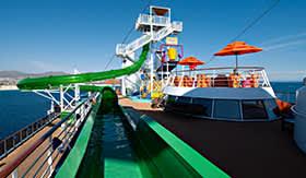 WaterWorks aboard Carnival Spirit