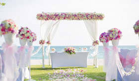 Weddings with Carnival Cruise Lines