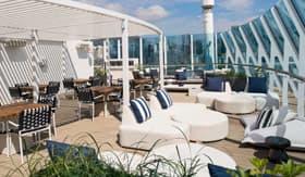 Retreat Sundeck aboard Celebrity Summit