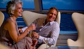 Celebity onboard activities Sky Observation Lounge