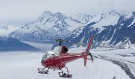 Celebrity Cruises Helicopter Glacier Tour
