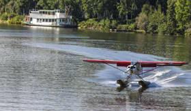 Celebrity Cruises Chena River in Alaska