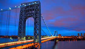Celebrity Cruises George Washington Bridge New York City
