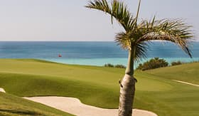 Celebrity Cruises golf course in Bermuda
