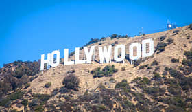 Celebrity Cruises Hollywood landmark in Los Angeles