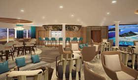 Celebrity Flora Discovery Lounge