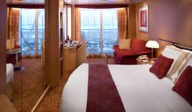 Celebrity staterooms Aquaclass Stateroom