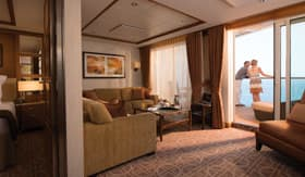 Celebrity staterooms Celebrity Suite