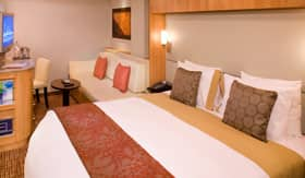 Celebrity staterooms Inside Staterooms