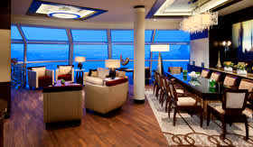 Celebrity staterooms Reflection Suite