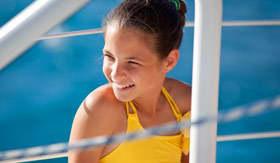Celebrity Cruises youth program Age Groups