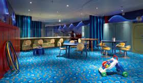 Celebrity Cruises youth program Babysitting