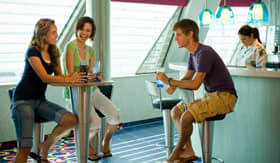 Celebrity Cruises youth program X-Club