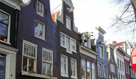 Crystal Cruises - Anne Frank House in Amsterdam