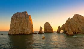 Crystal Cruises - Land's End Rocks