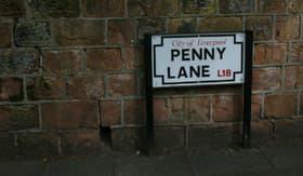 Crystal Cruises - Penny Lane, Liverpool
