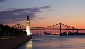 Crystal Cruises St Lawrence River Montreal Canada