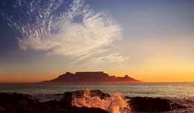 Crystal Cruises Table Mountain Cape Town South Africa