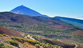 Crystal Cruises Teide National Park Tenerife Canary Islands