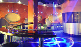 Crystal entertainment Bars & Lounges