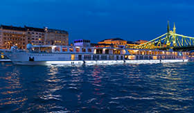 Crystal River Cruises Accessibility