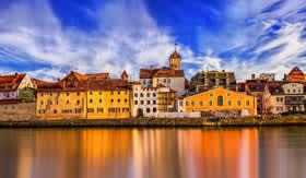 Crystal River Cruises to Regensburg