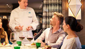 Crystal River Cruises Wine Tasting Experience