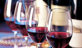 Crystal special events Golf with Wine & Food