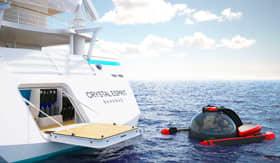 Crystal Esprit Marina and Submersible
