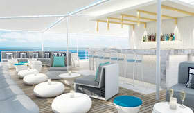 Crystal Esprit Sunset Bar