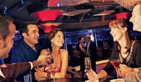 Cunard entertainment Hemispheres