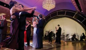 Cunard entertainment Royal Night Theme Balls