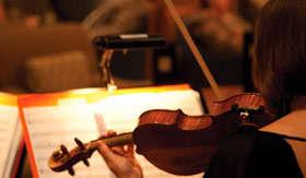 Cunard entertainment String Quartet