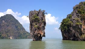 James Bond Island in Phuket, Thailand - Cunard Line