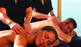 Cunard Line Royal Spa Couples Massage