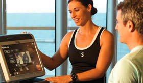 Cunard spa & fitness Fitness Classes