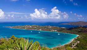Magen's Bay in St. Thomas