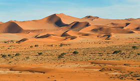 Expedition Cruise Sossusvlei Dunes