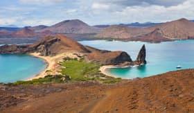 Galapagos Cruises to Bartolome Island Galapagos Islands Equador