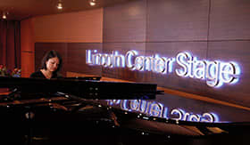 Lincoln Center Stage aboard Holland America