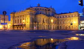 Holland America Line Mariinsky Theatre and Opera House Saint Petersburg Russia