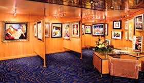 Holland America onboard activities Photo Gallery