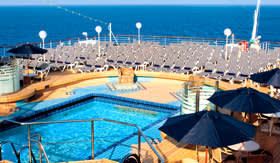 Holland America onboard activities Sports