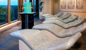 Holland America spa & fitness Greenhouse Spa & Salon