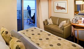 Holland America staterooms Lanai
