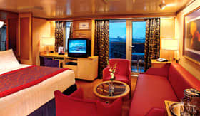 Holland America staterooms Vista Suite